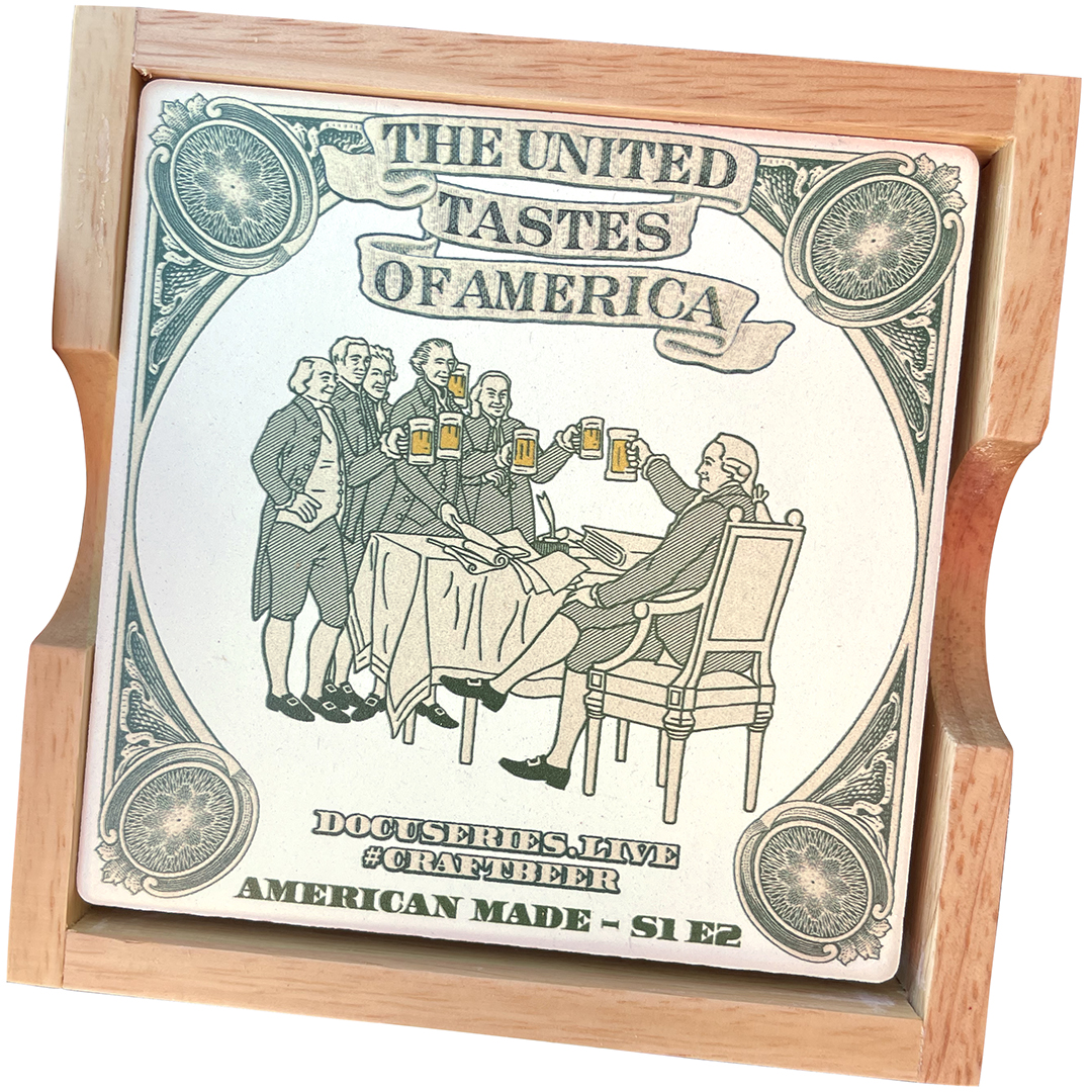 Coaster - The Founders